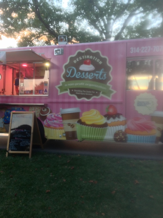 The Destination Desserts Truck