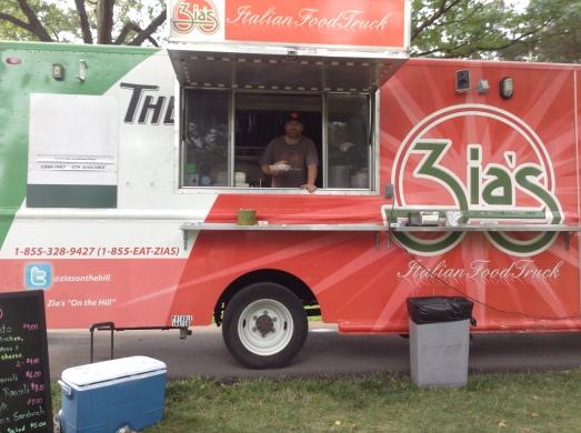 Zia's Food Truck