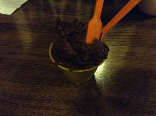 The Soy Chocolate Gelato